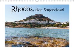 Rhodos, eine Sonneninsel / AT-Version (Wandkalender 2020 DIN A3 quer) von Photography,  Stanislaw´s