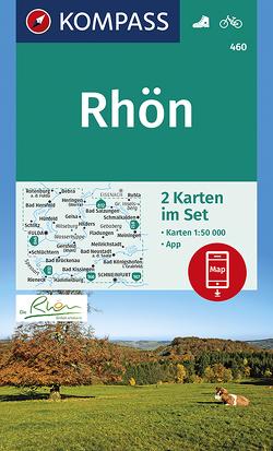 Rhön von KOMPASS-Karten GmbH