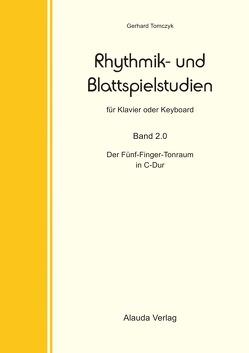 Rhythmik- und Blattspielstudien für Klavier oder Keyboard von Tomczyk,  Gerhard