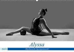 Rhythmisch Sportgymnastik – Alyssa (Wandkalender 2019 DIN A2 quer) von Bedaam,  Jürgen