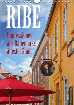 Ribe – Impressionen aus Dänemarks ältester Stadt (Wandkalender 2019 DIN A4 hoch) von Reichenauer,  Maria