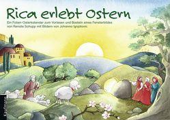 Rica erlebt Ostern von Ignjatovic,  Johanna, Schupp,  Renate