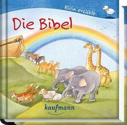 Rica erzählt: Die Bibel von Ignjatovic,  Johanna, Tonner,  Sebastian