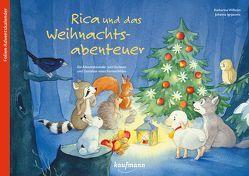 Rica und das Weihnachtsabenteuer von Ignjatovic,  Johanna, Wilhelm,  Katharina