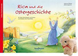 Rica und die Ostergeschichte mit Stoffschaf von Ignjatovic,  Johanna, Wilhelm,  Katharina