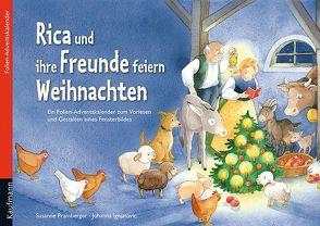 Rica und ihre Freunde feiern Weihnachten von Ignjatovic,  Johanna, Pramberger,  Susanne