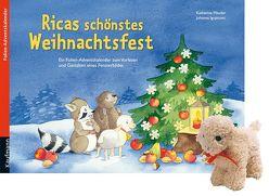 Ricas schönstes Weihnachtsfest von Ignjatovic,  Johanna, Mauder,  Katharina