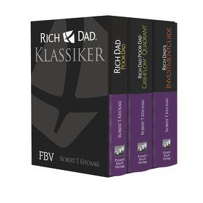 Rich Dad Poor Dad – Klassiker-Edition von Kiyosaki,  Robert T.