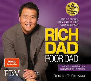 Rich Dad Poor Dad von Kiyosaki,  Robert T.