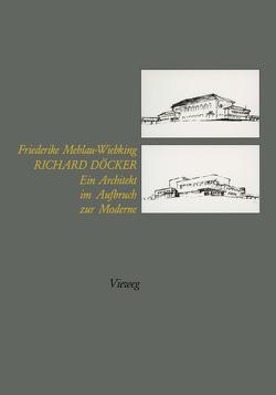 Richard Döcker von Mehlau-Wiebking,  Friederike