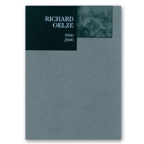 Richard Oelze von Schick,  Karin, Schneede,  Uwe M., Walford,  Elke