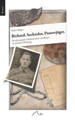Richard. Sechzehn. Panzerjäger. von Berger,  Hubert