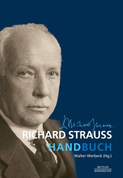 Richard Strauss-Handbuch von Werbeck,  Walter