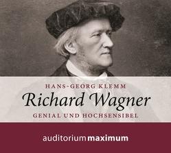 Richard Wagner von Klemm,  Hans-Georg