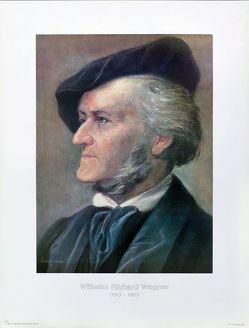 Richard Wagner von Herrmann,  A.