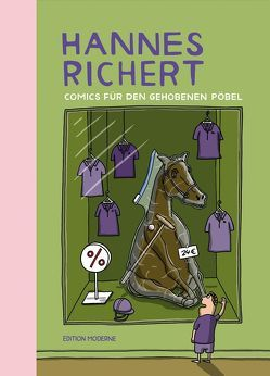 Richerts Comics für den gehobenen Pöbel von Richert,  Hannes