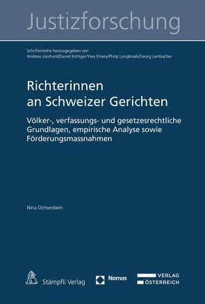 Richterinnen an Schweizer Gerichten von Ochsenbein,  Nina
