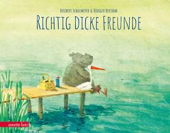 Richtig dicke Freunde – Geschenkbuch von Bertram,  Rüdiger, Schulmeyer,  Heribert