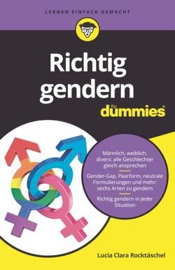 Richtig gendern für Dummies von Rocktäschel,  Lucia Clara
