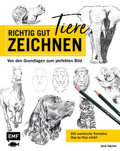 Richtig gut zeichnen – Tiere
