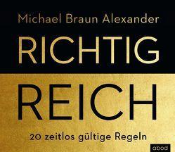 Richtig reich von Braun Alexander,  Michael, Lühn,  Matthias