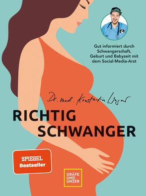 Richtig schwanger von Wagner,  Konstantin