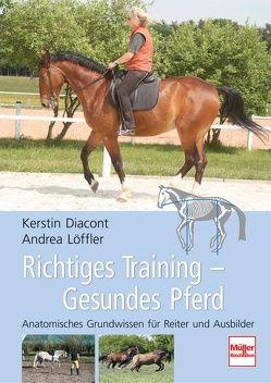 Richtiges Training – Gesundes Pferd von Diacont,  Kerstin, Löffler,  Andrea