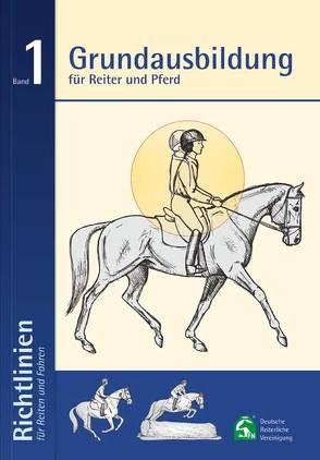 Grundausbildung für Reiter und Pferd von Kaspareit,  Thies, Koller,  Cornelia