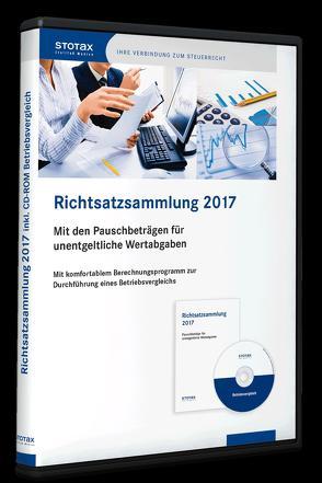 Richtsatzsammlung 2017