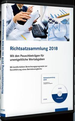 Richtsatzsammlung 2018