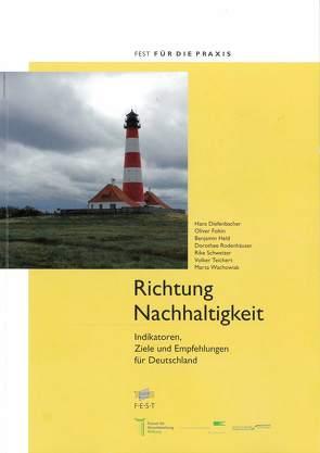 Richtung Nachhaltigkeit von Diefenbacher,  Hans, Foltin,  Oliver, Held,  Benjamin