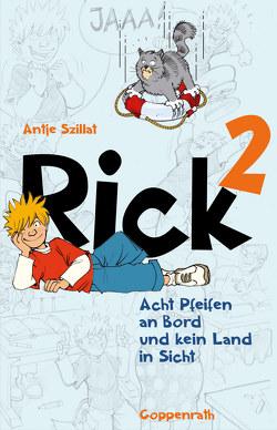 Rick 2 von Schmidt,  Kim, Szillat,  Antje