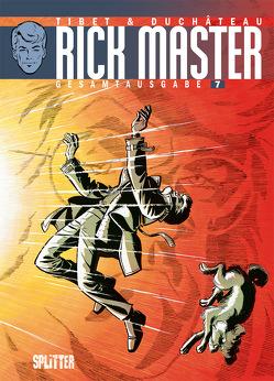 Rick Master Gesamtausgabe. Band 7 von Duchâteau,  André-Paul, Tibet