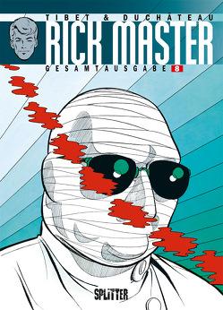 Rick Master Gesamtausgabe. Band 8 von Duchâteau,  André-Paul, Tibet