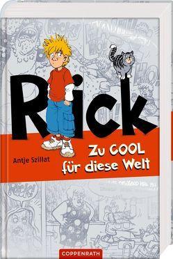 Rick von Schmidt,  Kim, Szillat,  Antje