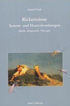 Rickettsiose von Fonk,  Ingrid