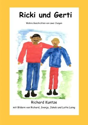 Ricki und Gerti von Kuntze,  Richard