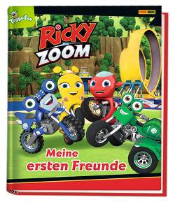 Ricky Zoom: Meine ersten Freunde