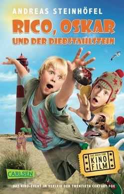 Rico, Oskar und der Diebstahlstein (Filmausgabe) (Rico und Oskar 3) von Steinhöfel,  Andreas