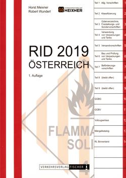 RID 2019 Österreich von Horst,  Meixner, Robert,  Wunderl