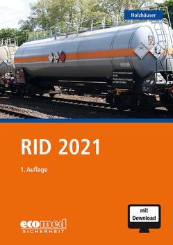 RID 2021 von Holzhäuser,  Jörg