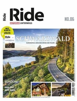 RIDE – Motorrad unterwegs. No. 6