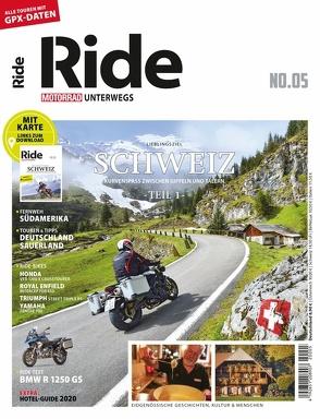 RIDE – Motorrad unterwegs, No. 6