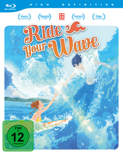 Ride Your Wave – Blu-ray – Deluxe Edition (Limited Edition) von Yuasa,  Masaaki