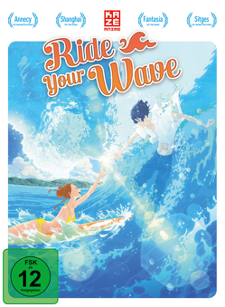 Ride Your Wave – DVD – Deluxe Edition (Limited Edition) von Yuasa,  Masaaki