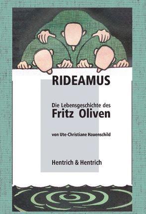 Rideamus von Hauenschild,  Ute C.