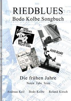 Riedblues von Kirsch,  Roland, Kolbe,  Bodo