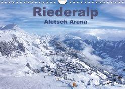 Riederalp – Altesch Arena (Wandkalender 2018 DIN A4 quer) von Vogler,  Andreas