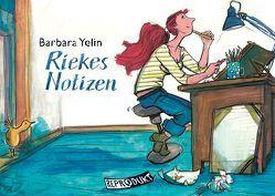 Riekes Notizen von von Sinnen,  Hella, Yelin,  Barbara