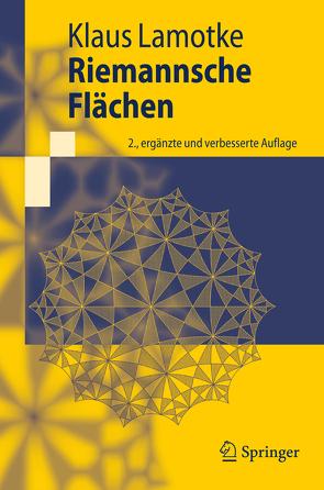 Riemannsche Flächen von Lamotke,  Klaus